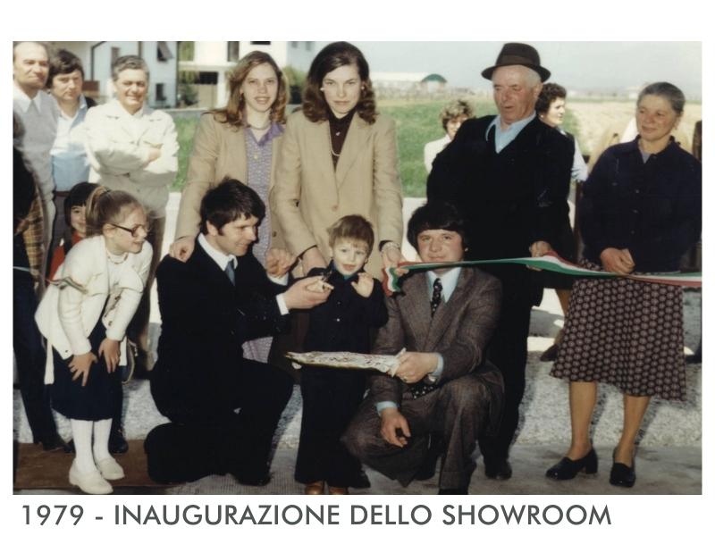 1979 - MOBILIFICIO BERTOLUTTI